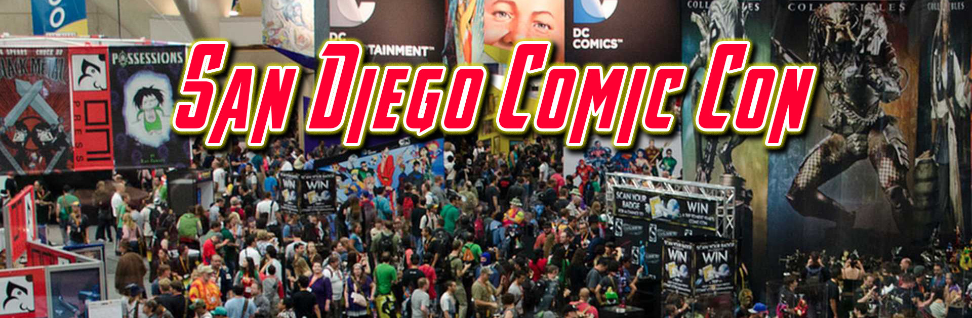 25 TIPS TO ABSOLUTELY LOVE COMIC-CON 2018
