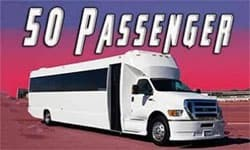 san diego hotlimos,50 passenger,party bus