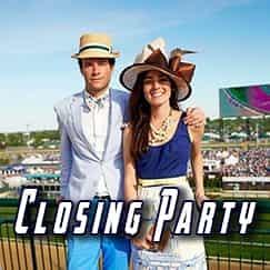 Del Mar Races : Closing Party