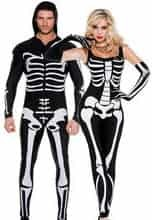 san diego hotlimos,themed parties,costume,skeleton