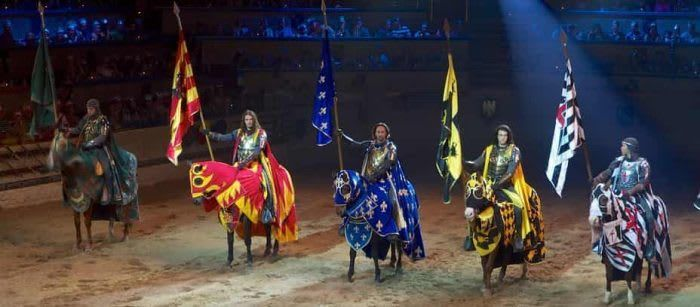 san diego hotlimos,medieval times,pirates adventure,dinner theater,transportation