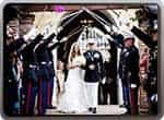 san diego hotlimos,military wedding,icon