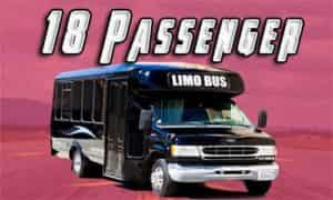 Clickable image of 18 Passenger Party Bus for San Diego Party Bus vehicle page for events by San Diego Hotlimos