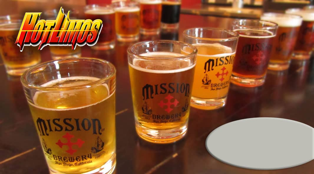 san diego beer tasting party bus tours with hotlimos