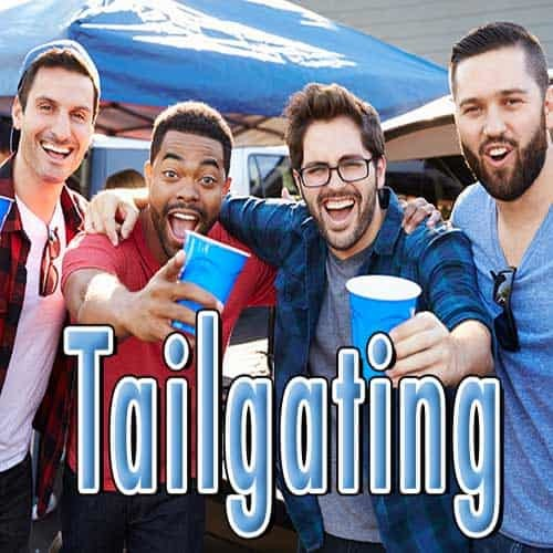 LA Football Tailgating Ideas