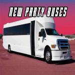 san diego hotlimos,new party bus,rentals,logo